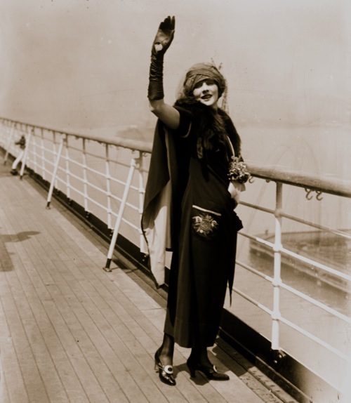 Betty Blythe on a cruise ship by classiccinemaimages.jpg