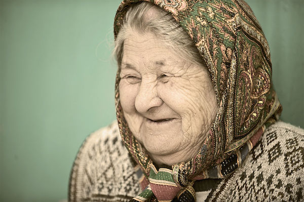 old woman in kyrgystan wikipedia